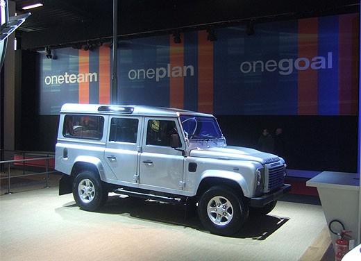 Land Rover al Motor Show di Bologna 2007 - Foto 11 di 11