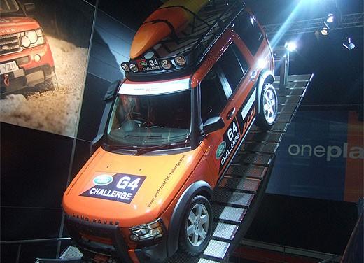 Land Rover al Motor Show di Bologna 2007 - Foto 1 di 11