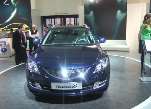 Mazda al Motor Show di Bologna 2007