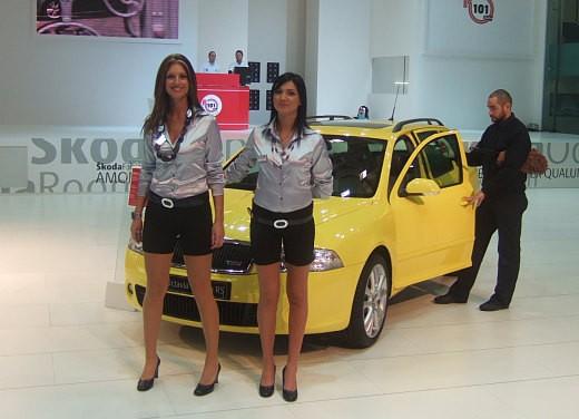 Skoda al Motor Show di Bologna 2007 - Foto 3 di 10