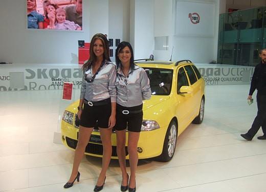 Skoda al Motor Show di Bologna 2007 - Foto 4 di 10
