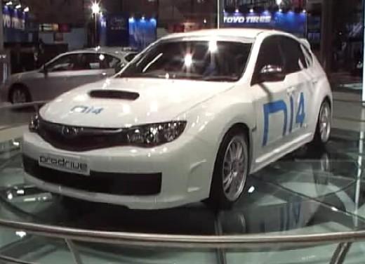 Subaru al Motor Show di Bologna 2007 - Foto 8 di 8