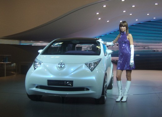 Toyota al Motor Show di Bologna 2007 - Foto 1 di 11