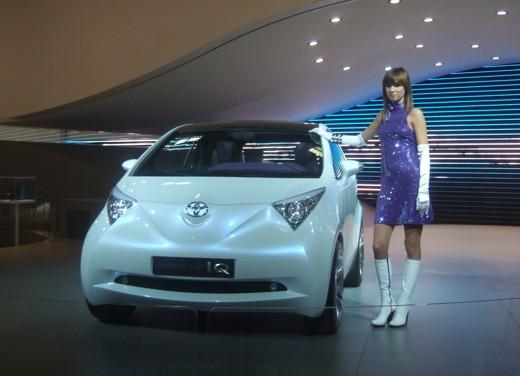 Toyota al Motor Show di Bologna 2007 - Foto 2 di 11