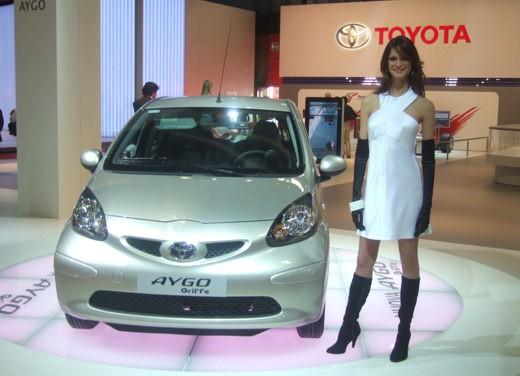 Toyota al Motor Show di Bologna 2007 - Foto 5 di 11
