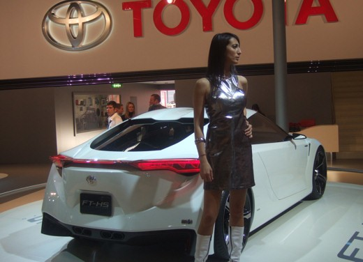 Toyota al Motor Show di Bologna 2007 - Foto 9 di 11