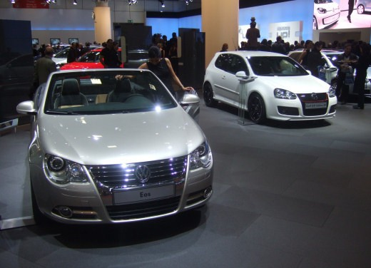 Volkswagen al Motor Show di Bologna 2007 - Foto 10 di 21