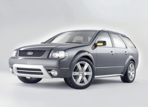 Ford Freestyle FX Concept - Foto 1 di 5