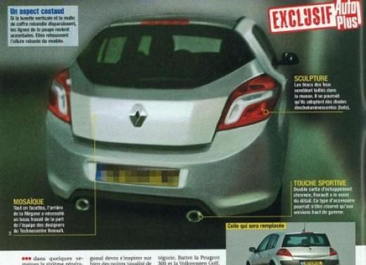 Ultimissime: Renault nuova Megane