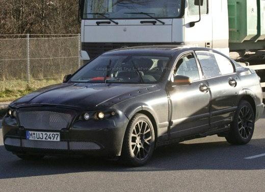 BMW nuova Serie 5 - Foto 4 di 5