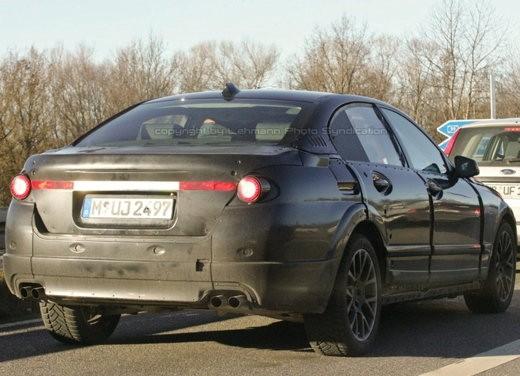 BMW nuova Serie 5 - Foto 3 di 5