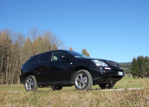 Lexus RX 400h – Long Test Drive - Foto 2 di 19