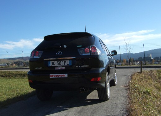 Lexus RX 400h – Long Test Drive - Foto 13 di 19