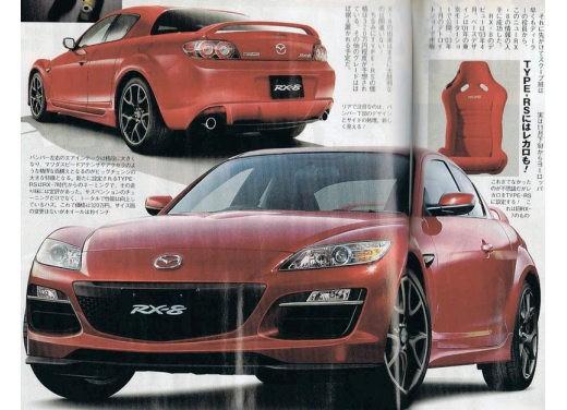 Mazda nuova RX-8 - Foto 1 di 11