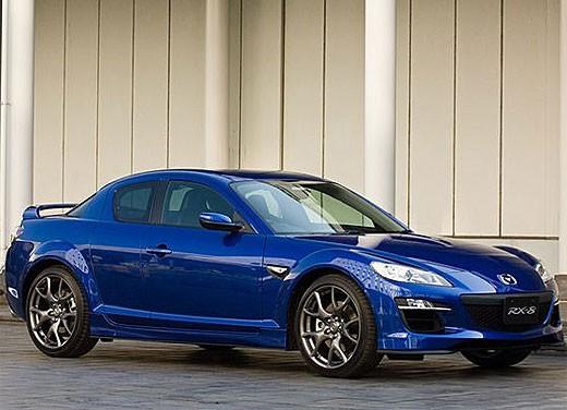 Mazda nuova RX-8 - Foto 5 di 11