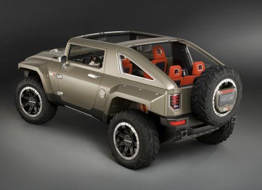 Hummer HX Concept - Foto 4 di 10