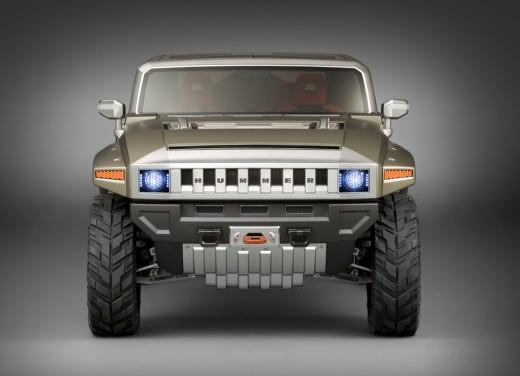 Hummer HX Concept - Foto 5 di 10