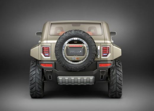 Hummer HX Concept - Foto 6 di 10