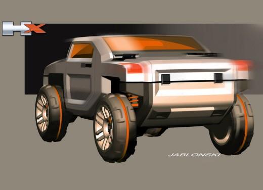 Hummer HX Concept - Foto 8 di 10