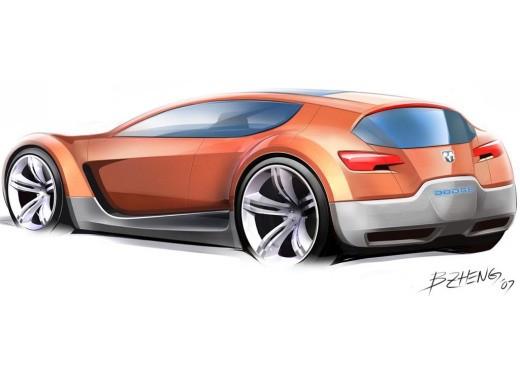 Dodge ZEO Concept - Foto 1 di 3