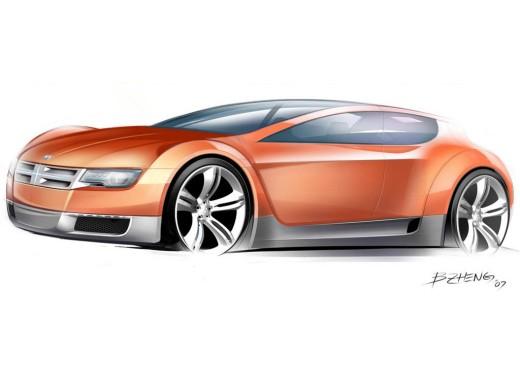 Dodge ZEO Concept - Foto 3 di 3