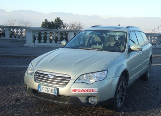 Subaru Outback 3.0 – Long Test Drive - Foto 3 di 28