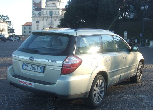 Subaru Outback 3.0 – Long Test Drive - Foto 4 di 28