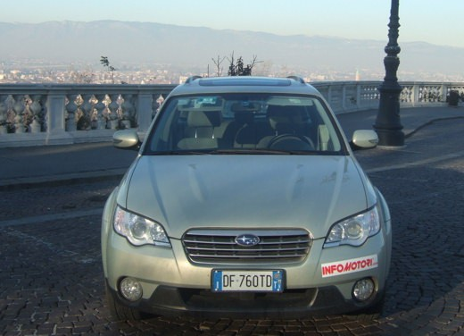 Subaru Outback 3.0 – Long Test Drive - Foto 5 di 28
