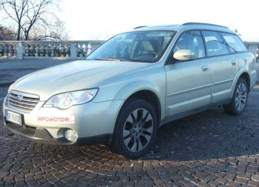 Subaru Outback 3.0 – Long Test Drive - Foto 6 di 28