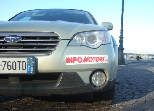 Subaru Outback 3.0 – Long Test Drive - Foto 7 di 28