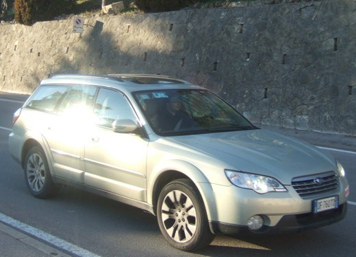 Subaru Outback 3.0 – Long Test Drive - Foto 9 di 28
