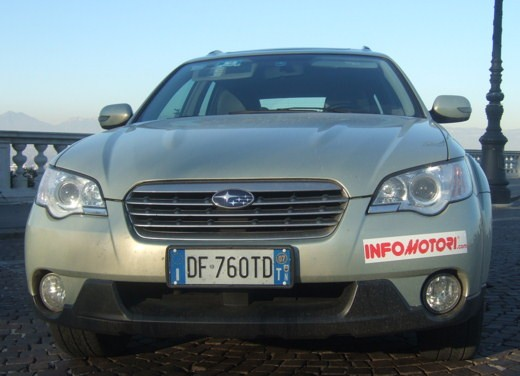 Subaru Outback 3.0 – Long Test Drive - Foto 11 di 28