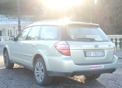 Subaru Outback 3.0 – Long Test Drive - Foto 14 di 28