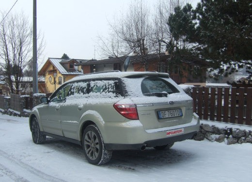 Subaru Outback 3.0 – Long Test Drive - Foto 17 di 28