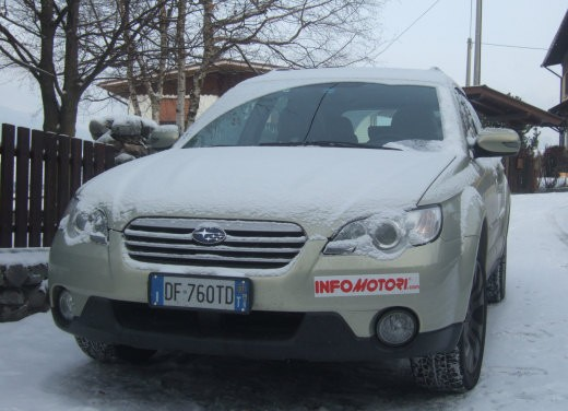 Subaru Outback 3.0 – Long Test Drive - Foto 16 di 28