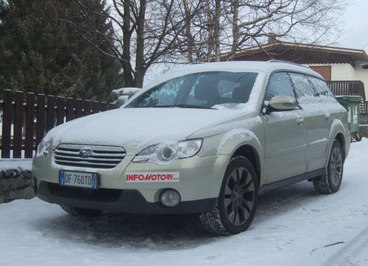 Subaru Outback 3.0 – Long Test Drive - Foto 18 di 28