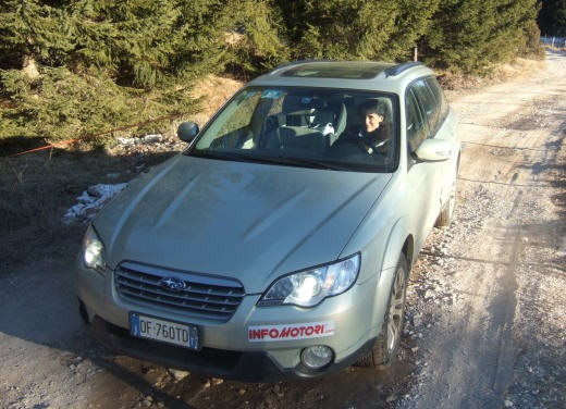 Subaru Outback 3.0 – Long Test Drive - Foto 20 di 28