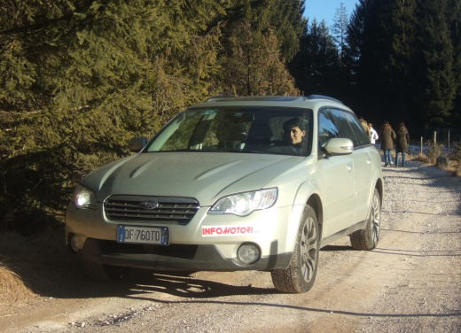 Subaru Outback 3.0 – Long Test Drive - Foto 21 di 28