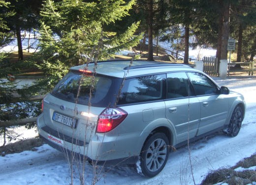 Subaru Outback 3.0 – Long Test Drive - Foto 22 di 28