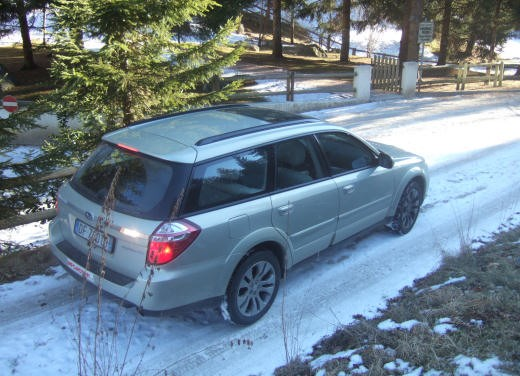 Subaru Outback 3.0 – Long Test Drive - Foto 23 di 28
