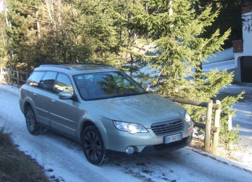 Subaru Outback 3.0 – Long Test Drive - Foto 24 di 28