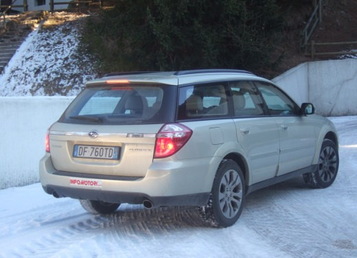 Subaru Outback 3.0 – Long Test Drive - Foto 25 di 28
