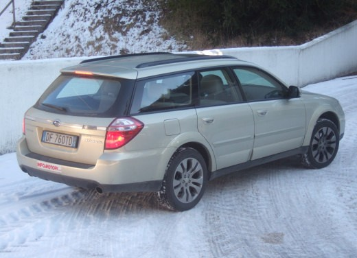 Subaru Outback 3.0 – Long Test Drive - Foto 26 di 28