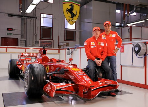 Ultimissime: Ferrari F1 2008 - Foto 2 di 11