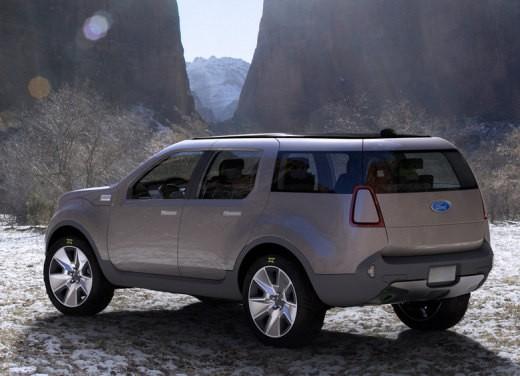 Ultimissime: Ford Explorer America Concept - Foto 3 di 13