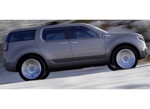 Ultimissime: Ford Explorer America Concept - Foto 4 di 13