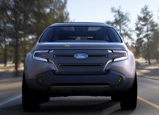 Ultimissime: Ford Explorer America Concept - Foto 5 di 13