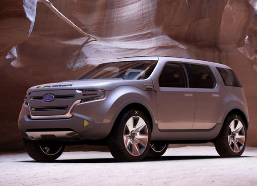 Ultimissime: Ford Explorer America Concept - Foto 6 di 13