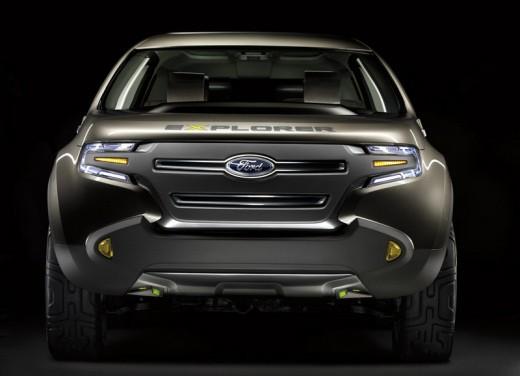 Ultimissime: Ford Explorer America Concept - Foto 7 di 13