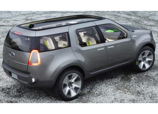 Ultimissime: Ford Explorer America Concept - Foto 8 di 13